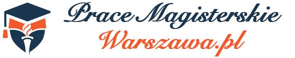 Pisanie prac magisterskich i licencjackich w Warszawie Logo